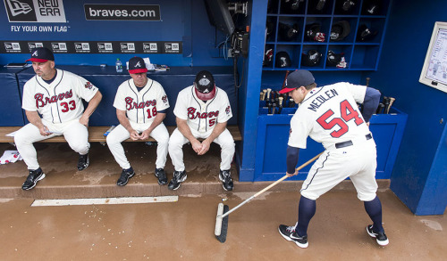 atlantabraves:  Monday seems so much better after a SWEEP!
