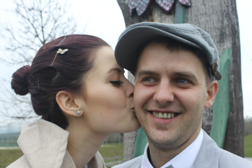 my sweety and I at our wedding party (06.04.2013) liebe dich babyy<3