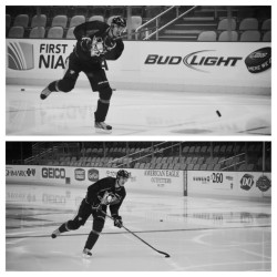 hellyeahevgenimalkin:  Geno working out before morning skate.   go Geno!