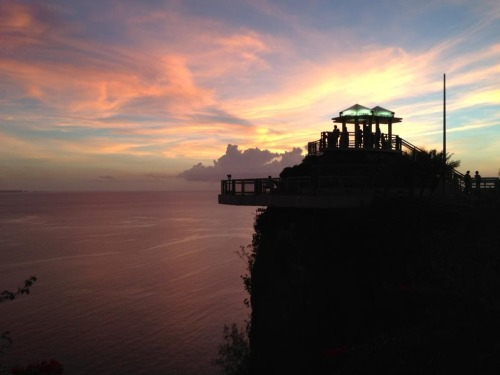 maevengirarois:  Two Lovers Point, Guam photo by: Francis Campos