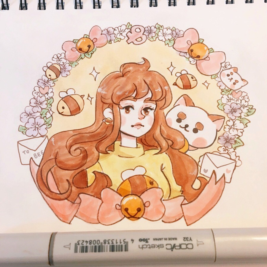 pomifumi: Bee and Puppycat! Currently rewatching this show and it's just so dang beautiful…