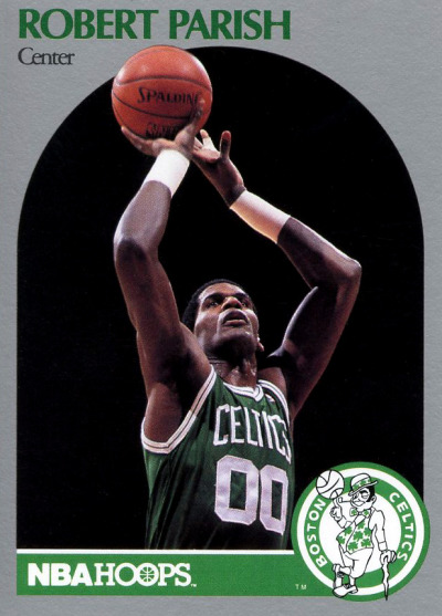 Robert Parish 90-91 NBA Hoops