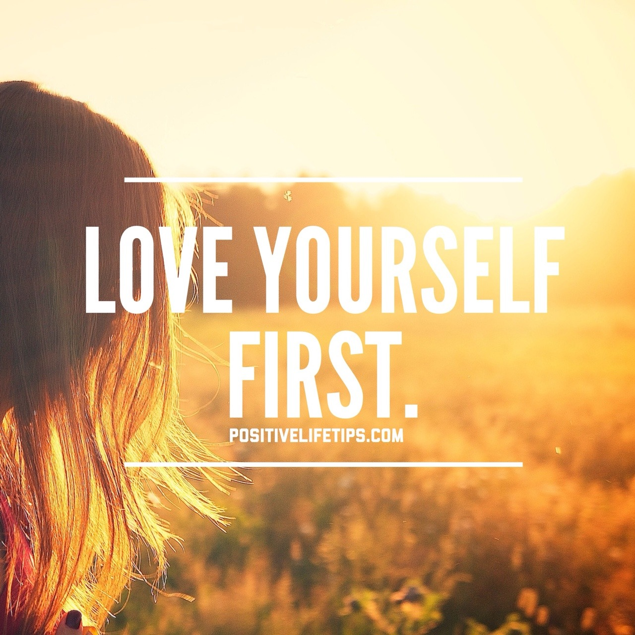 Site, with love yourself first very