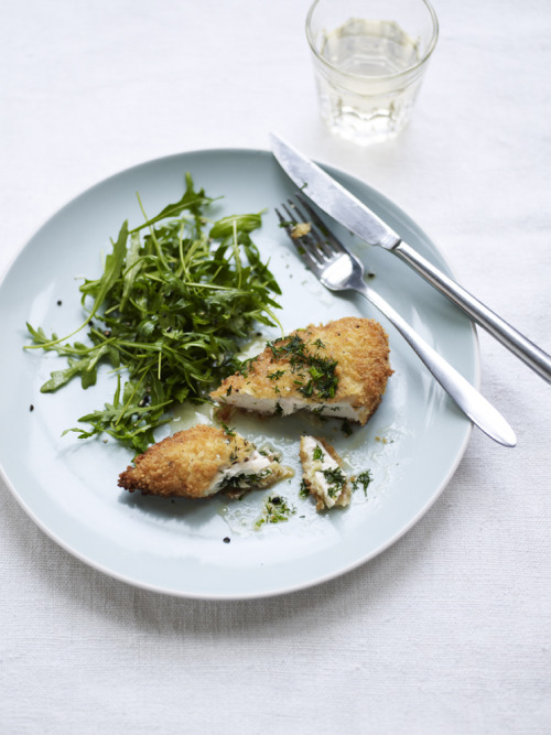 © Tara Fisher Quick Chicken Kiev Recipe Contributed by Grace Parisi Click here for full recipe
