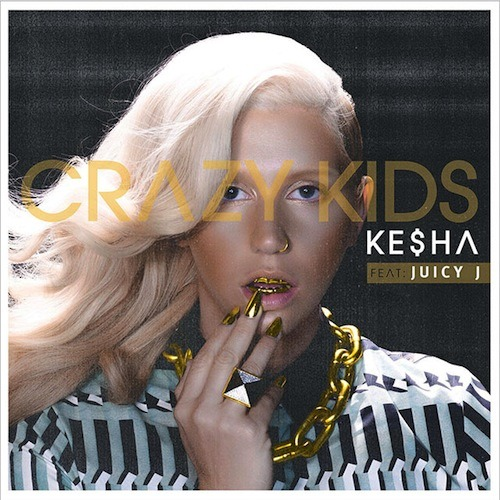 "aquatechno:  beintheloop:  New Music: Ke$ha Feat. Juicy J – Crazy Kids. (Remix) Hold on the glitter,pop star Ke$ha hooks up with the turn up king for ""Crazy Kids"" and fuse Turn up with fun.  (click here to listen)  Even this could have been the single but not Will.I.Am. No no, anything but him.  FUCKING WILL.I.AM (and even worse kanye) HAVE TO STICK THEIR DICKS IN EVERY FUCKING SONG AND I HATE IT. this was legit my favorite song on the album. ugh."