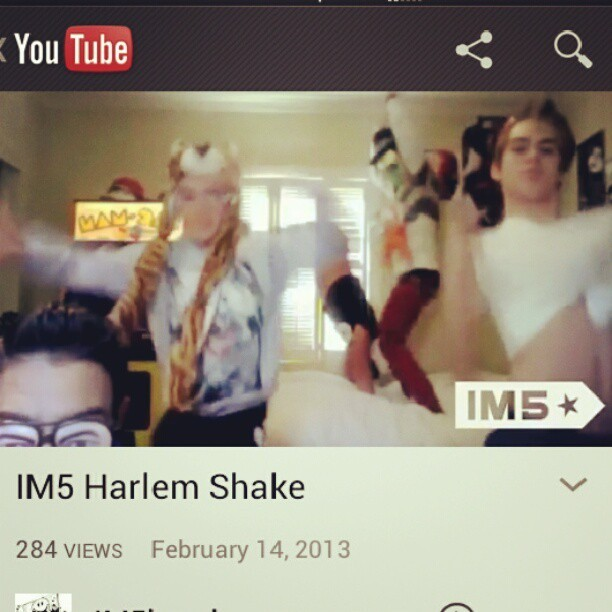 This video just made my whole day.  Thanks @im5band
