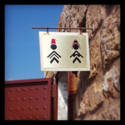 #cute #bathroomsign #traditionalclothing #lebanon #byblos #funny