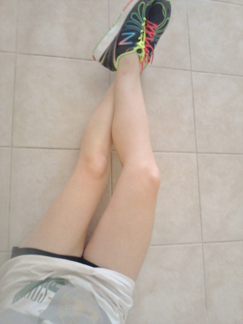 health-and-curves:  This is a leg appreciation post. My legs came from not being able to run 2 minutes straight to running 15k in 90 minutes and I just don't appreciate them enough. Thank you legs, sorry for hating you for so long. You're awesome.