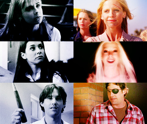 ithinkthisblogsmostlyfiller:  Buffy The Vampire Slayer: March 10, 1997-May 20, 2003