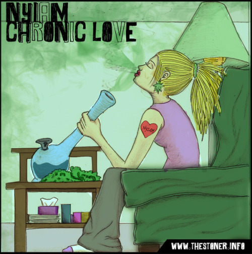 "Tuesday December 18, 2012  Nyiam releases Hiphop-soul album Chronic Love Toronto , Ontario  Independent Toronto Emcee/Producer Nyiam releases his fourth self produced album titled ""Chronic Love"" the follow up to this summers ""Stoners"" album which left fans anticipating the next high.  Chronic Love is a concept album from start to end covering the story of a stoner and the obstacles he faces in his relationships with women, music, and marijuana. Nyiams intricate wordplay and impecable story telling abilities paint a vivid picture in the listeners mind throughout the 60's soul inspired soundtrack. Making it more like a motion picture as it covers the entire spectrum of the relationship experience ; from the good , to the bad, and the ugly. The album features verses from Torontos own Kzaraw from hip-hop group Class of 93'  and Mississauga emcee LNDL Raps.  DOWNLOAD          Nyiam – Chronic Love (2012) Produced Written and Arranged by Nyiam  (N Vendryes) Track 7 Produced by iLLARIOUS Recorded at Blemington Studios in Piffissauga Chrontario Cannada Mixed & Mastered by : iLLARIOUS Art by @TWINSPARROWS"