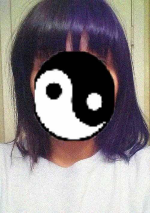 strayfart:  half&half  i want my hair back to this nooooooow