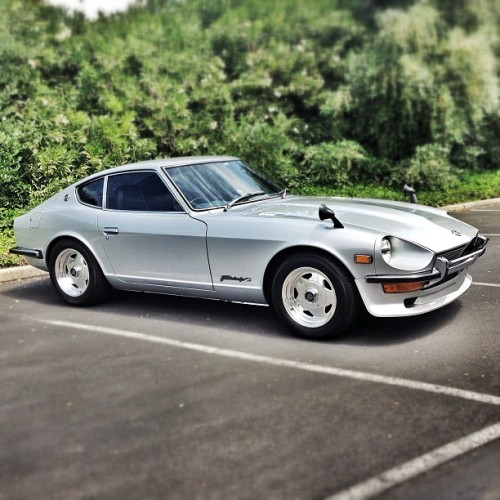 #Fairlady #Z ! Very well maintained ! Love it ! #nissan #280z