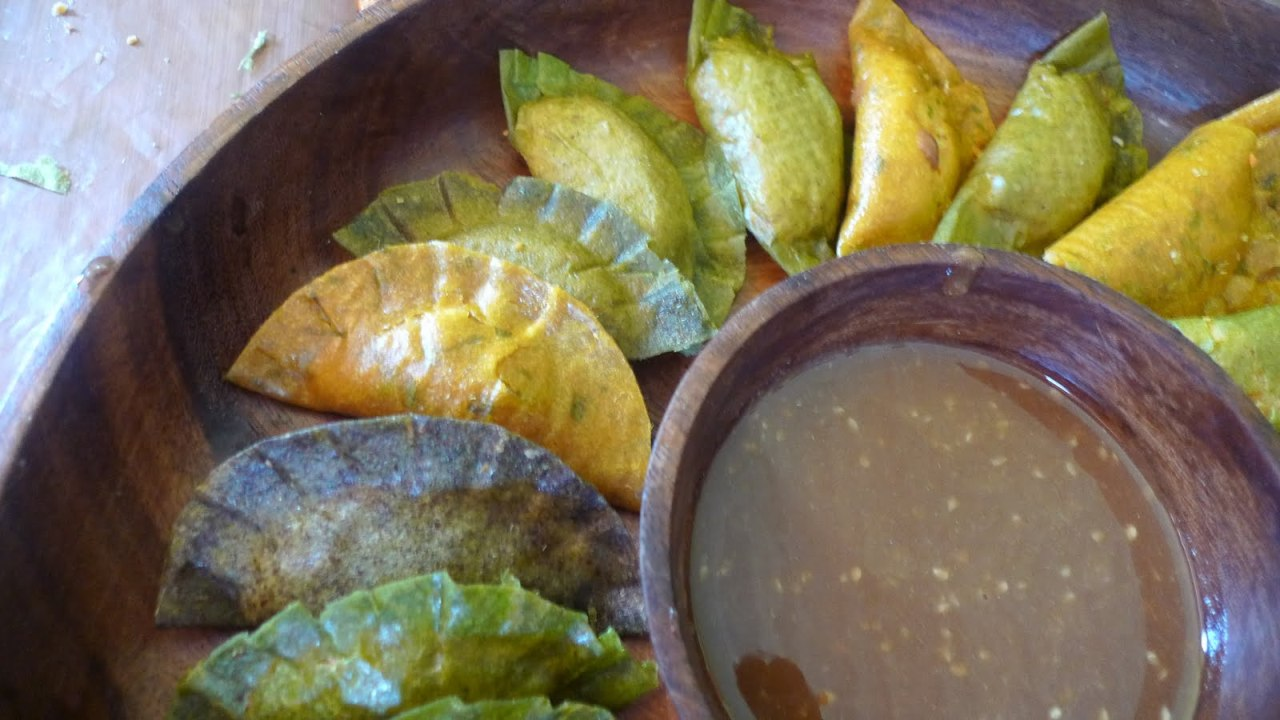 brawvegan:  raw vegan dumplings  REcipeeeeeee!????!!!!