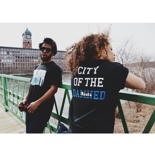 armanialexander:  COTD tees for sale now at El Taller $30