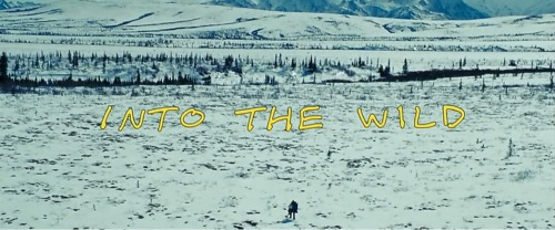 costumefeverrr:  Into The Wild (2007)