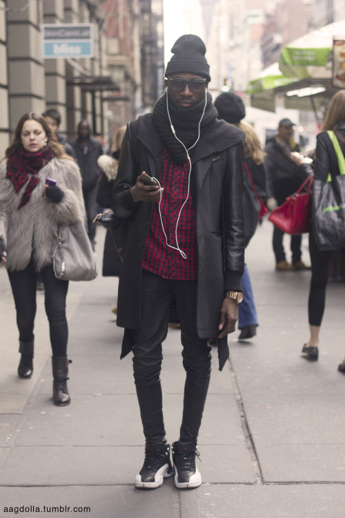 maxelinho:  Don't Just Reblog, Check For More Fashion/Street Daily