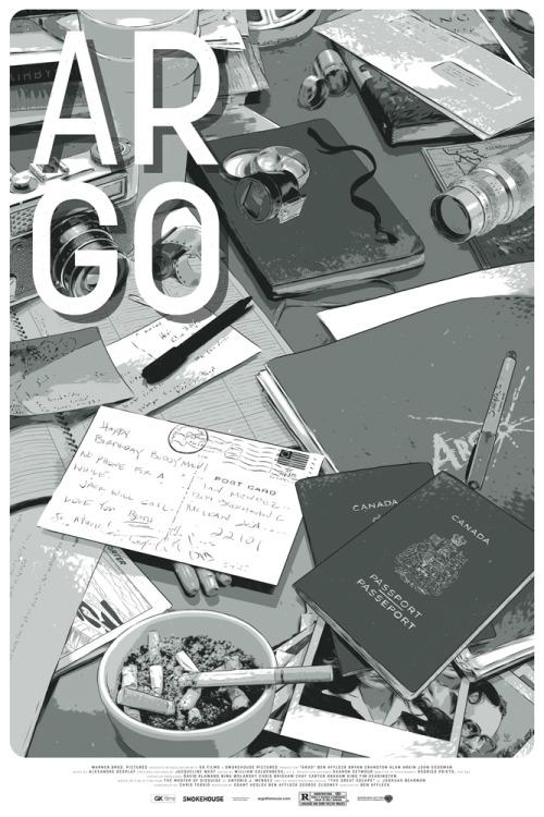 Argo by Matthew Woodson