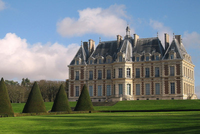 wonderfulfrance:  Château du Parc de Sceaux by wouma on Flickr.