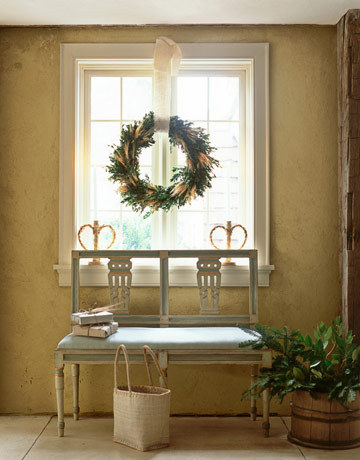 Interior design by Edie van Breems, photograph by Lisa Hubbard for Country Living