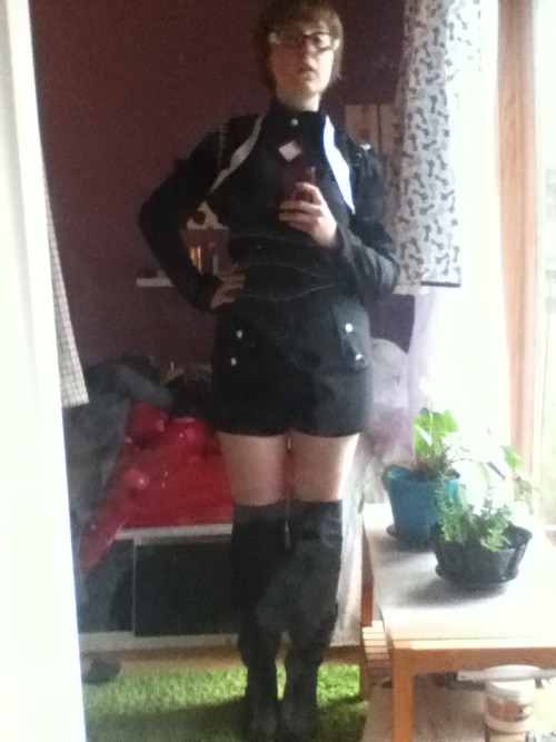Cosplay is doooone!!!!!!! (except for the horns…. I'll a take a pro photo when I have everything together)