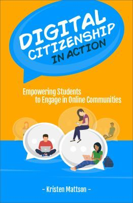 Book cover: Digital citizenship curricula should strive to show students...