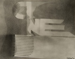 Maurice Tabard - Untitled CINE (Abstraction), 1931
