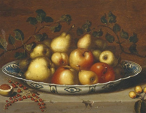 Unknown (Dutch) Still Life with Fruit 1625-35