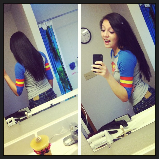 Long hair, don't currrr #me