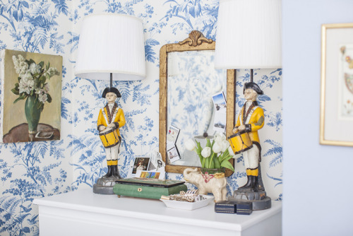 matchbookmag:  Jane Lilly Warren's dresser… (photo: Courtney Apple / Matchbook March '13)