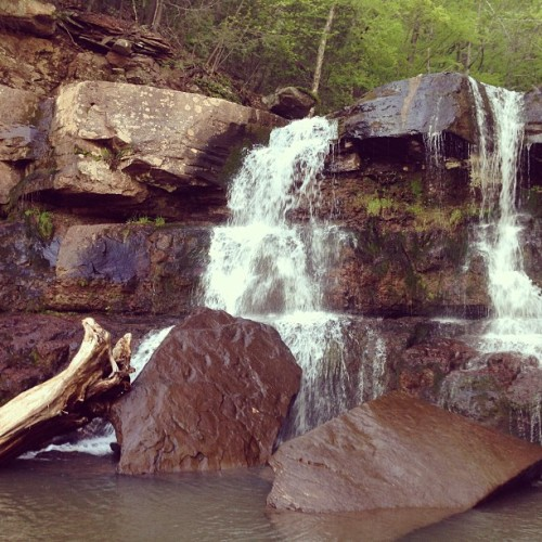 at Kaaterskill Falls