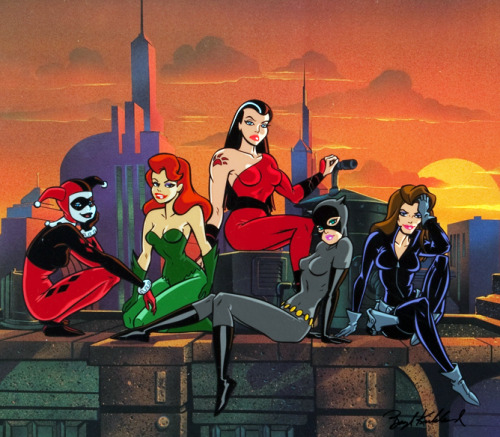 "Batman The Animated Series ""Bad Girls of Gotham"""