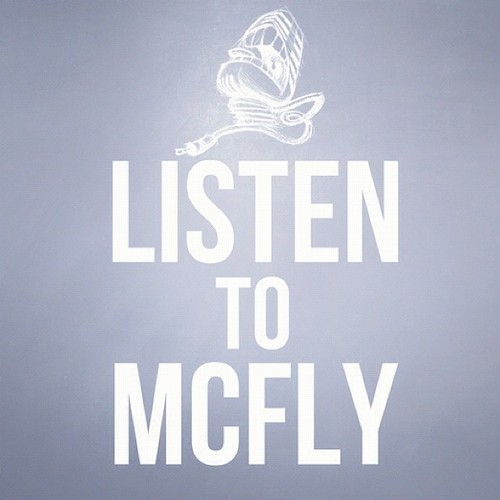 bringmcflytotheusa:  Be sure to spread the McFly love!