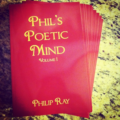 Get your copy www.philspoeticmind.com