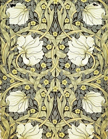 theleoisallinthemind:  william morris
