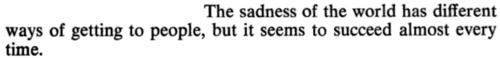 aseaofquotes:  Louis-Ferdinand Céline, Journey to the End of the Night
