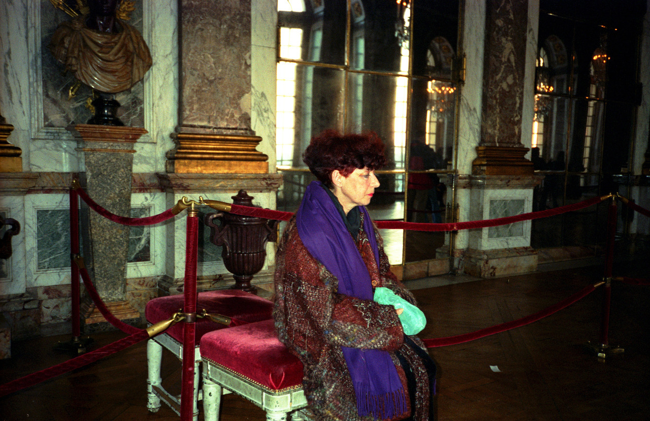 Hall Of Mirrors, Versaille, France 2000
