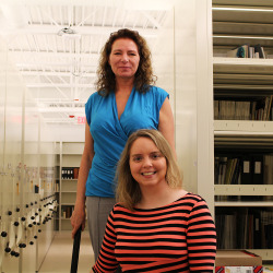 We're excited to announce that our archivists at the Rakow Research Library will be taking over our Instagram page tomorrow through Sunday in honor of American Archives Month. Special Collections & Archives Librarian Mary Anne Hamblen and Assistant Archivist Sandra Glascock will be sharing some of their favorite objects in our archives and what it's like to be an archivist at the Rakow Research Library. Be sure to follow along by following us @corningmuseum on Instagram.