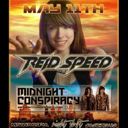 THIS SATURDAY! Starlight Ballroom is THE spot to be with Reid Speed and Midnight Conspiracy! Going to Armin the night before? Awesome, so are we :) We dare you to go hard two nights in a row! Plus you will receive $5 off admission price! ✌ by eastsideelectro http://bit.ly/16hgitk