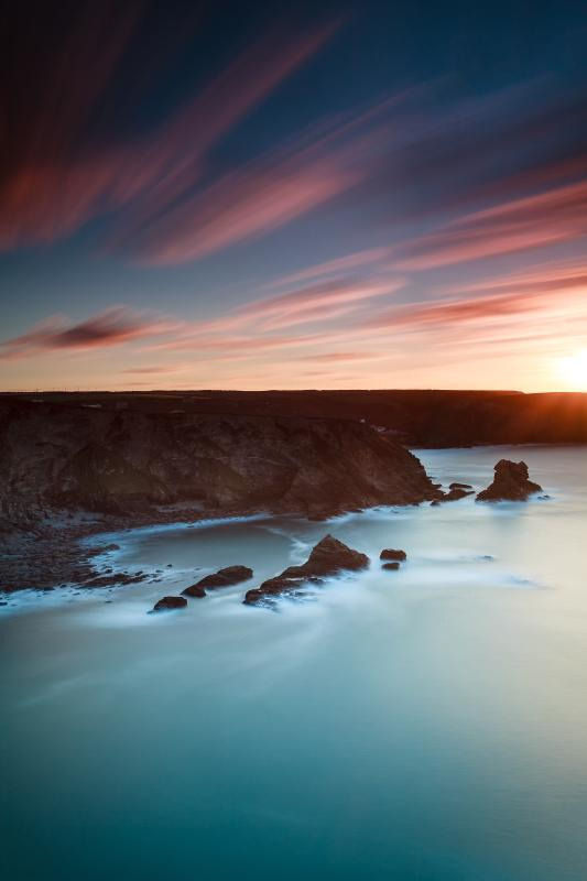 refluent:  Smooth Sunset [Explored] (by Martin Mattocks (mjm383))