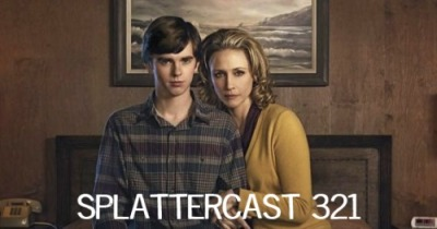 Download This week, we chat about a bunch of stuff including BATES MOTEL, VIRTUOSITY, and COME OUT AND PLAY. Be sure to subscribe to the Splattercast, Round Table, and Explodey Files on our RSS feed! Find us on Twitter and Facebook.