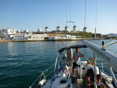 Mykonos sailing  concierge@vcmyachting.gr