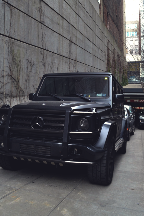 classyhustler:  Mercedes Benz G63 AMG | photographer