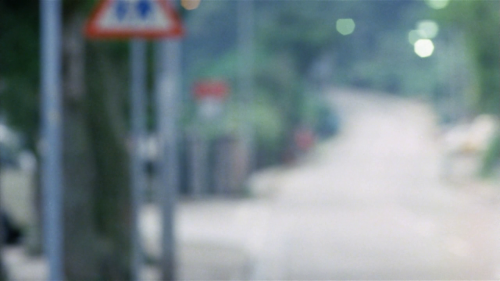 perfectframes:MAGGIE CHEUNGAS TEARS GO BY / 1988 / WONG KAR-WAI