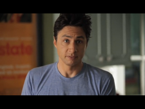 "Hey,""Garden State"" fans! My buddy Zach Braff just launched a Kickstarter campaign for his new film, with a video featuring surprise guests (and my song ""Someday"" playing at the end)! Click here to help and spread the word:http://kck.st/10yXgNS"