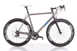 Alchemy Cycles Titanium Road Bike