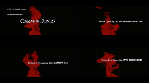 Carmen Jones (Otto Preminger - 1954)
