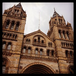 Being a tourist 😍 (at Natural History Museum)