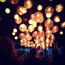 thaithai:  Keep it light & bubbly please. (at Dream Downtown)