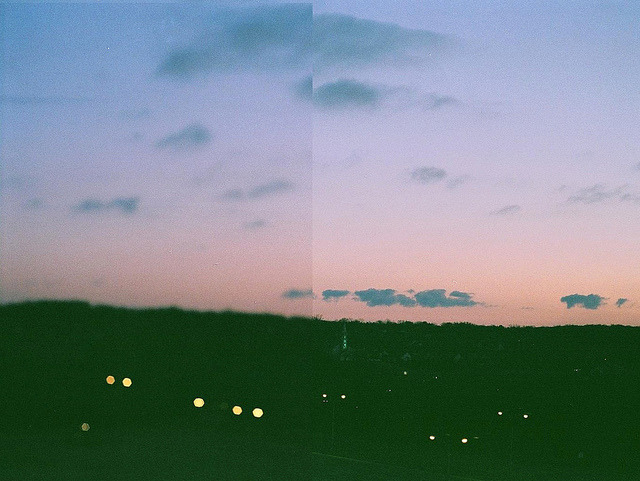 sky-charts:  thirty three by kelley f on Flickr.