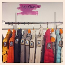 #Spring, #winter, #fall #Parajumpers have it all! (at Fuse Fashion)